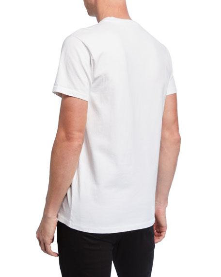 Helmut Lang Men's Little Logo T-Shirt