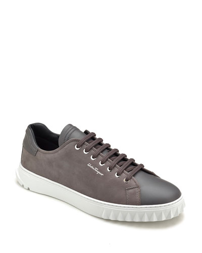 Men's Cube Mixed Sneakers