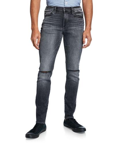 Men's L'Homme Skinny-Leg Jeans
