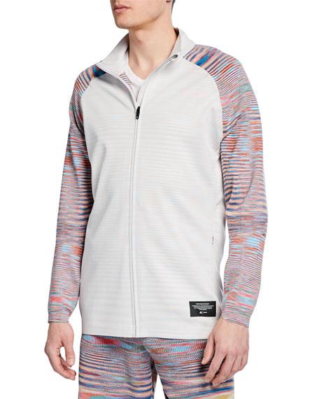 Adidas x missoni Men's x Missoni PHX Zip-Front Jacket
