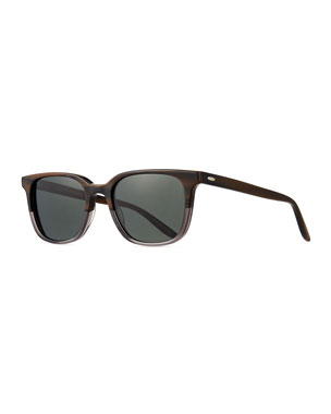 d9b701ddb09 Barton Perreira Men s Joe Two-Tone Acetate Sunglasses