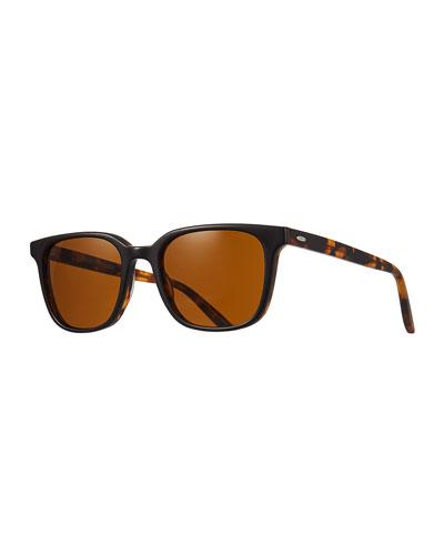 Men's Joe Two-Tone Acetate Sunglasses