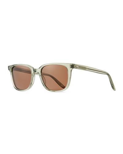Men's Joe Translucent Acetate Sunglasses