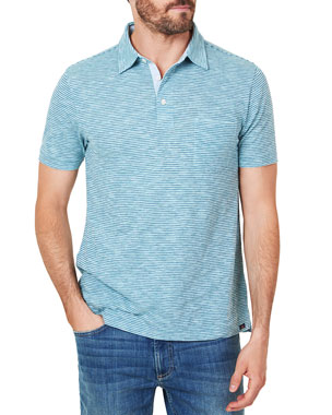 f4729147 Men's Designer Polo Shirts at Neiman Marcus