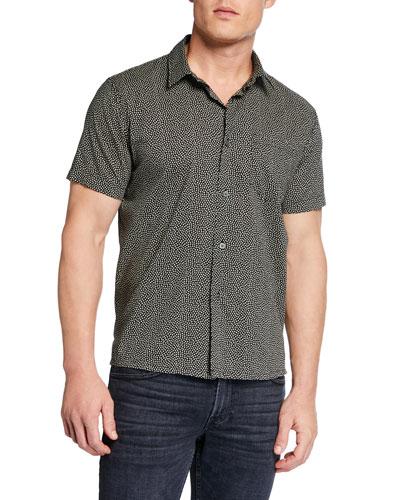 Men's Jasper Short-Sleeve Sport Shirt