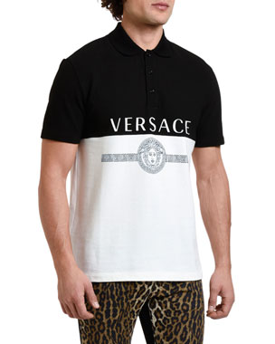 38bbf9f7 Versace Men's Shoes, Clothing & More at Neiman Marcus