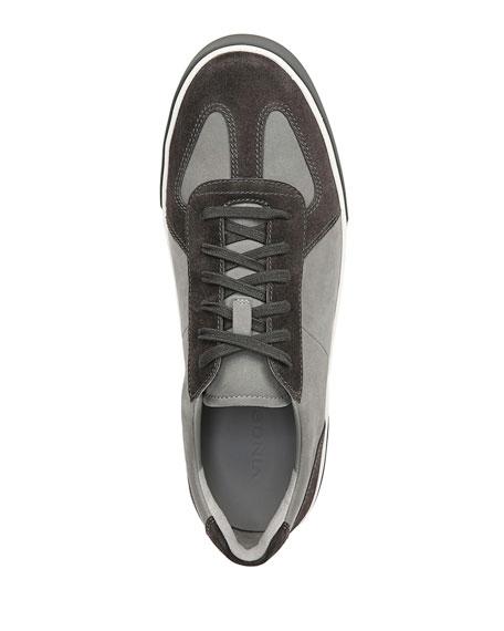 Vince Men's Rogue Suede Low-Top Sneakers