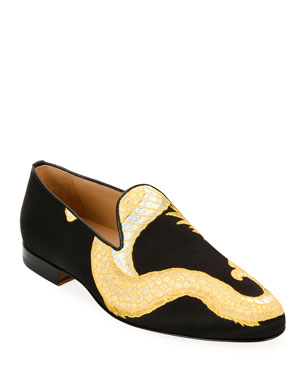 45b4415496999 Men's Loafers & Slip-On Shoes at Neiman Marcus