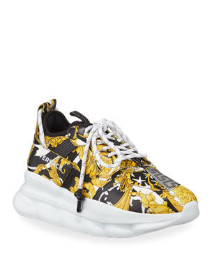 6b01a24a Versace Men's Shoes, Clothing & More at Neiman Marcus