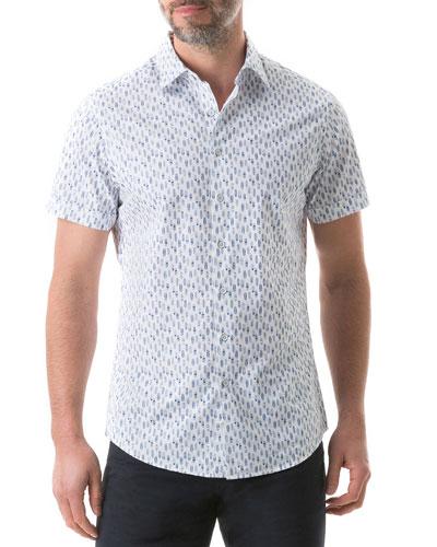 Men's Emerald Hill Surf Board Shirt