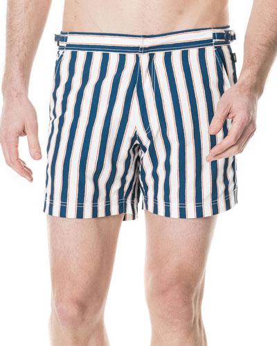 Men's Adamson Striped Shorts