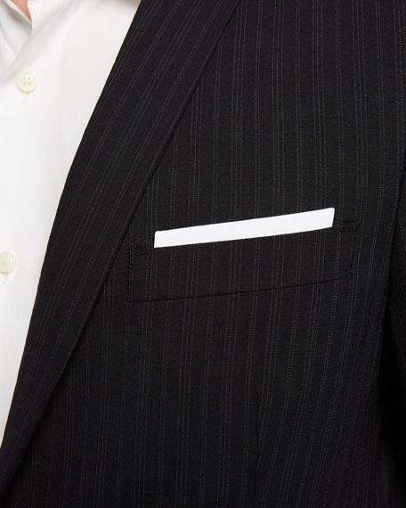 Neil Barrett Men's Mini Pinstripe 2-Piece Wool Suit