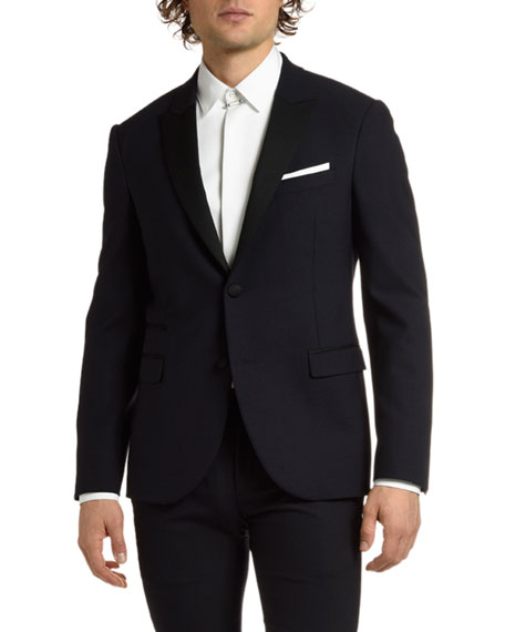 Neil Barrett Men's Shawl-Collar Tuxedo Jacket