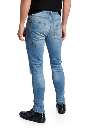 Men's Designer Jeans at Neiman Marcus