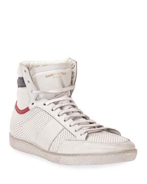 896bfafb45a Saint Laurent Men's Shoes & Sneakers at Neiman Marcus