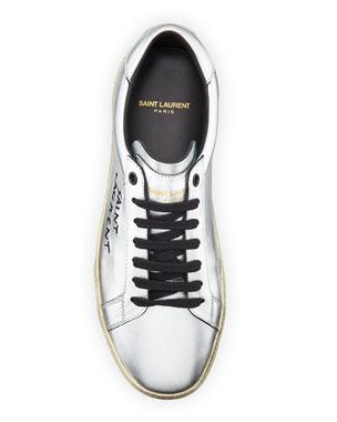 c293666a0fa Saint Laurent Men's Shoes & Sneakers at Neiman Marcus