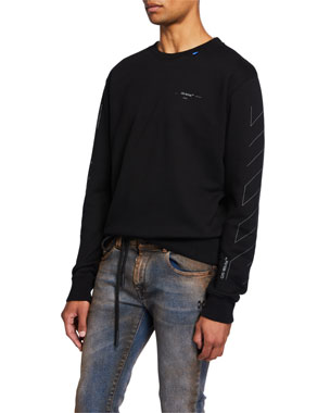 d098b820 Off White Hoodies, Jeans & T-Shirts at Neiman Marcus