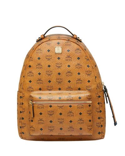 Stark Logo-Print Medium Backpack