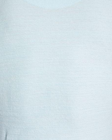 Orlebar Brown Men's Sebastian Toweling Solid Cotton Polo Shirt