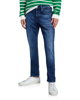 cdc3d09a8b Scotch & Soda Men's Ralston Slim-Fit Jeans