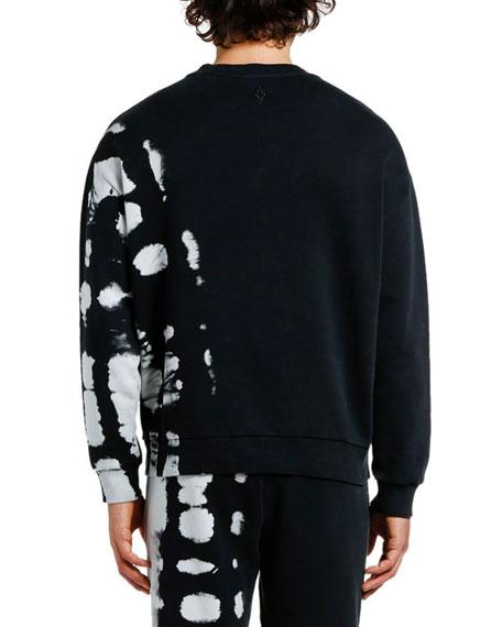 Marcelo Burlon Men's County Tie-Dye Long-Sleeve T-Shirt