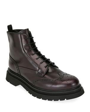 ba882fdeb2ad4 Prada Shoes   Sneakers for Men at Neiman Marcus