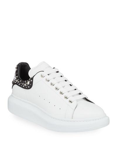 Men's Larry Studded Platform Sneakers
