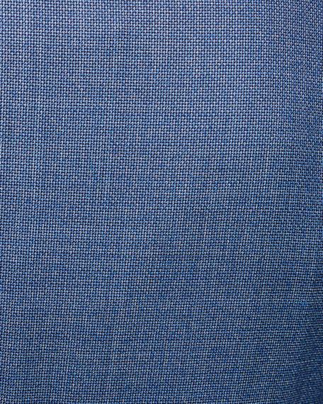 BOSS Men's Two-Piece Slim-Fit Wool Suit