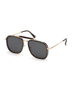 d8ce995f4b1 TOM FORD Men s Sunglasses and Eyewear at Neiman Marcus