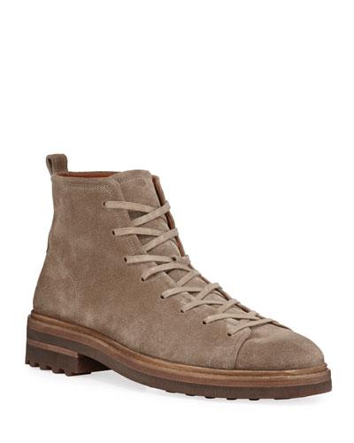 Men's Essex Suede Trooper Boots