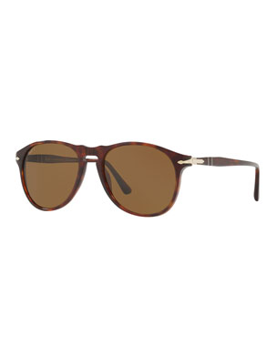 01f1754d1fede Persol Men s Aviator Patterned Sunglasses. Favorite. Quick Look