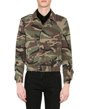 dd5d803d Saint Laurent Men's Fashion at Neiman Marcus