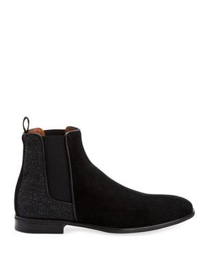 073a75d3f34 Men's Designer Boots at Neiman Marcus