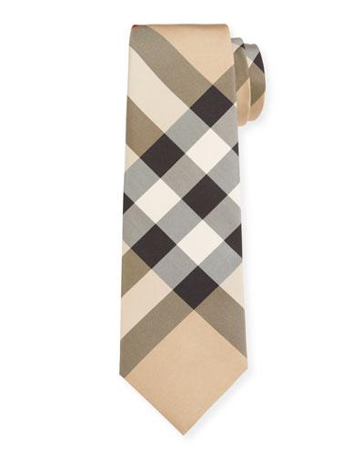 Blade 7cm Exploded Check Tie