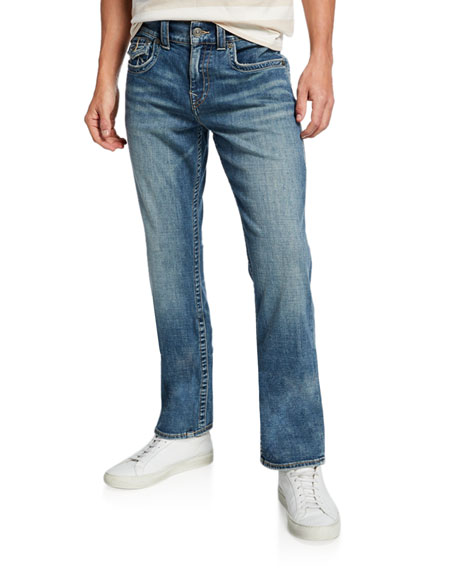True Religion Men's Ricky Native Tribe Jeans