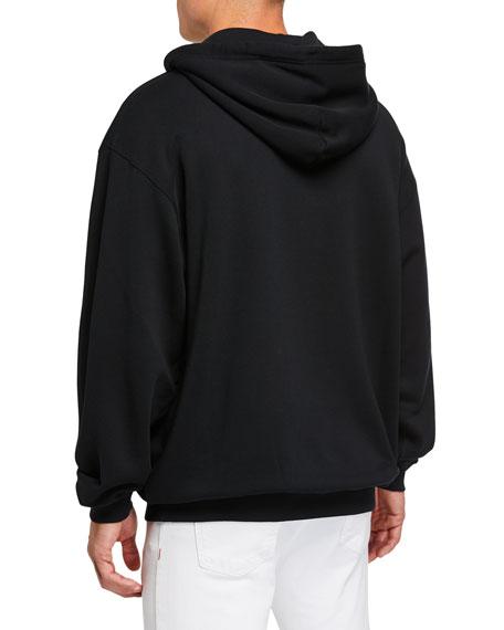Balenciaga Men's New BB Logo-Graphic Pullover Hoodie