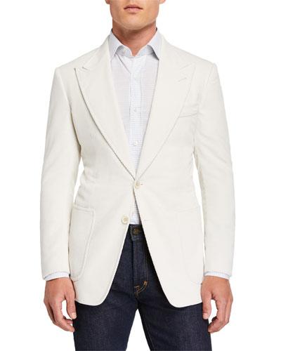 Men's Shelton Corduroy Sport Jacket