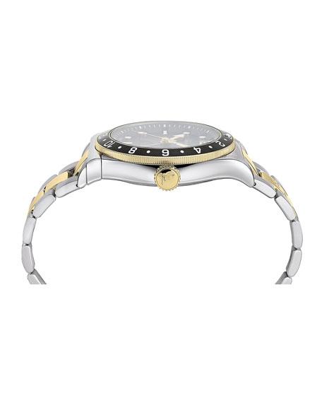 Salvatore Ferragamo Men's 1898 Sport Two-Tone Stainless Steel Watch