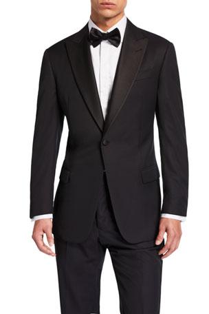 Emporio Armani Men's G-Line Wool Two-Piece Tuxedo