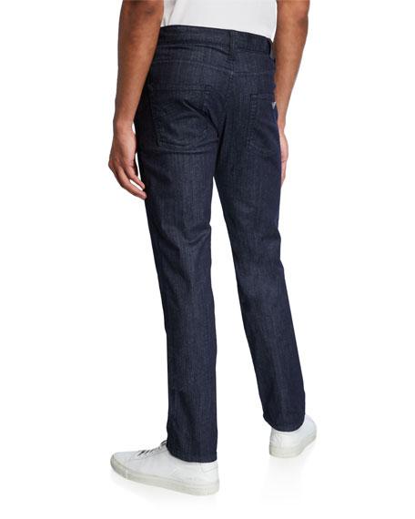 Emporio Armani Men's Medium-Wash Denim Jeans