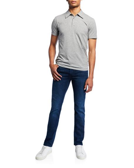 Jacob Cohen Men's Basic Denim Straight-Leg Jeans
