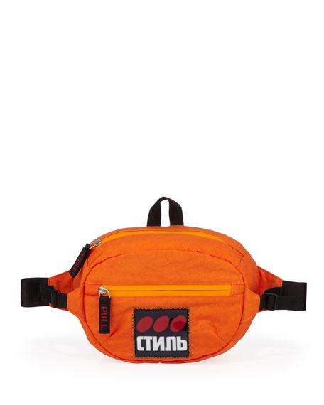 Heron Preston Belt Men's CTNMB Dots Logo Belt Bag/Fanny Pack