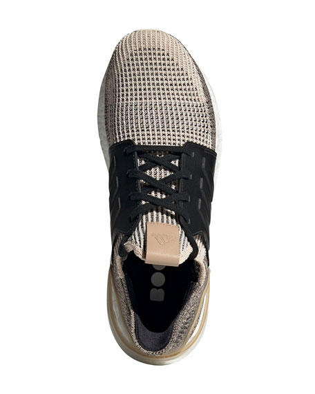 Adidas Men's UltraBOOST 19 Primeknit Running Sneakers
