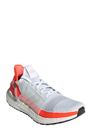 Adidas Men's UltraBOOST 19 Primeknit Running Sneakers