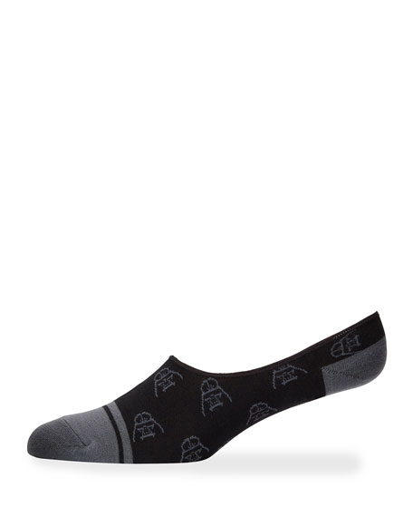 Cufflinks Inc. Men's Star Wars No-Show 3-Pack Socks