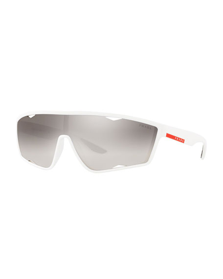 Prada Men's Active Shield Sunglasses