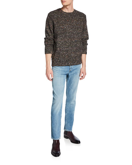Rag & Bone Men's Standard Issue Fit 2 Mid-Rise Relaxed Slim-Fit Jeans, Ames