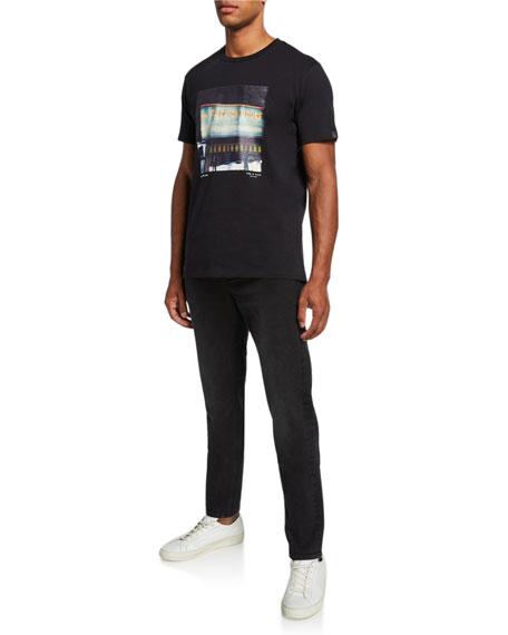 Rag & Bone Men's Standard Issue Fit 2 Mid-Rise Relaxed Slim-Fit Jeans, Lyon