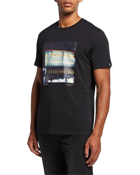 Rag & Bone Men's Fashion House Graphic T-Shirt