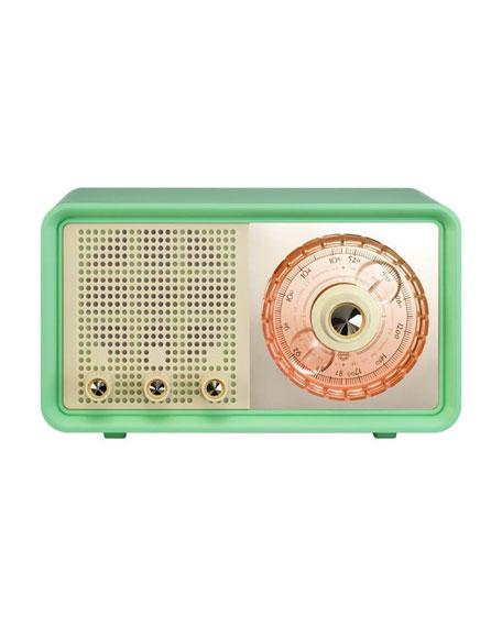 MUZEN Original III Vintage FM/AM Radio & Bluetooth Speaker